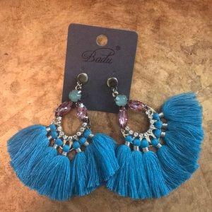 Fun earrings!